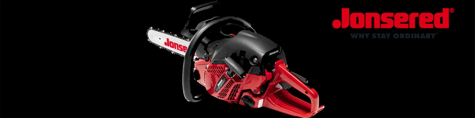 Jonsered Chainsaws, Mowers, Trimmers, Blowers